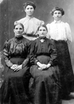 Mary Jane Rockhold and three Daughters